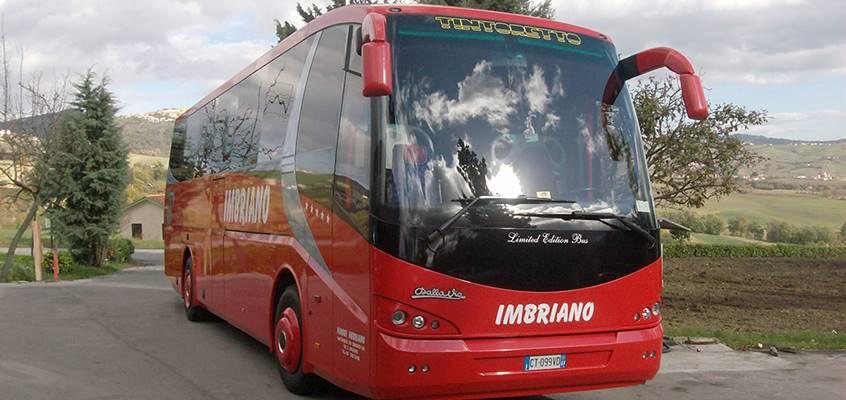 Pullman Noleggio Autotrasporti Imbriano